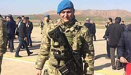 Afrin'de yaralanan binbaşı hayatını...