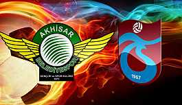 Akhisarspor Trabzonspor maçı ne zaman saat kaçta hangi kanalda?