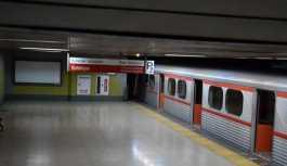 Ankara metrosunda kaza: Seferler durdu, Başkan Tuna özür diledi