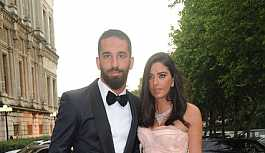 Arda Turan ile Aslıhan Doğan'ın nikahındaki detaylar ortaya çıktı