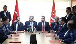 BBP lideri Mustafa Destici'den ittifak açıklaması