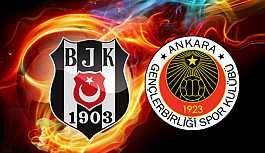 Beşiktaş Gençlerbirliği maçı ne zaman saat kaçta hangi kanalda