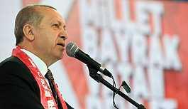 Cumhurbaşkanı Erdoğan, Afrin'deki son sayıyı açıkladı