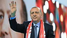 Cumhurbaşkanı Erdoğan: Afrin'e 4-5 kilometre kaldı