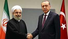 Erdoğan ile Ruhani telefonda Suriye'yi görüştü