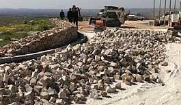 Göbeklitepe'ye beton döküldü