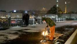 İstanbul'da kar yağışı: Ne kadar sürecek?