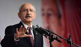 """Kılıçdaroğlu'ndan """"ittifak ve seçim hileleri kanunu"""" tepkisi"""