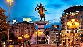 Makedonya - Üsküp'te Nereler gezilir, neler yenilir?