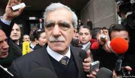 Ahmet Türk'ten 'ortak aday' değerlendirmesi