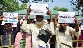 BM heyeti Bangladeş'teki Rohingya kamplarını ziyaret etti
