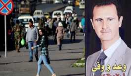 'Esad, İran'a kaçmadı, Suriye'de çalışmalarını sürdürüyor'