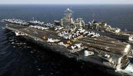 Harry Truman uçak gemisi taaruz grubu Akdeniz'e sevk ediliyor
