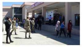 Iğdır'da tabura ateş açıldı 1'i ağır 2 asker yaralı