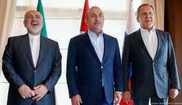 Moskova'da üçlü Suriye buluşması