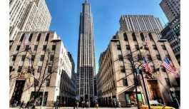 New York'ta tuhaf hata: Bu binanın faturası Ülker'e çıkarıldı