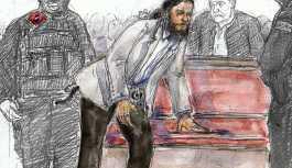 Paris katliamı şüphelisi Salah Abdeslam 20 yıl hapis cezası aldı
