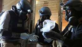 Ryabkov: Suriye'nin tüm kimyasal silahları titiz bir denetim altında imha edildi