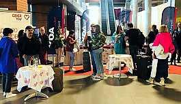 Sezonun ilk Rus turist kafilesi, Dalaman'a geldi