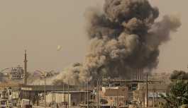 Suriye'de iran destekli güçlere saldırı