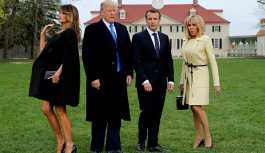 Trump-Macron romansı, Ortadoğu'nun yıkımı üzerinde yükseliyor
