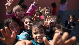 Türkiye nüfusunun yüzde 28.3'ü çocuk