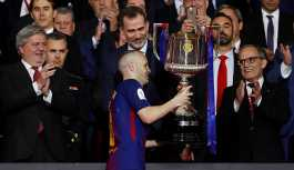 21. yüzyılda bir ilk: İspanya Kraliyet Kupası art arda 4. kez Barcelona'nın