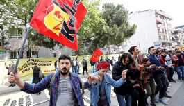 1 Mayıs Emek ve Dayanışma Günü Maltepe'de miting alanına girişler başladı