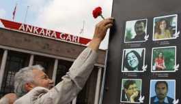 10 Ekim'de yitirilenler katliamın 31. ayında anıldı