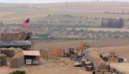 ABD'nin Menbiç'teki yeni askeri üssünün fotoğrafları yayımlandı