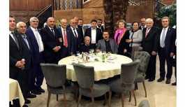 AKP'li eski vekiller buluştu, 'Meclis çoğunluğu gidebilir' denildi