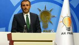 AKP Sözcüsü Mahir Ünal: 46-48 bandındayız