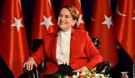 Akşener'in anketi: 'Millet ittifakı' önde, Erdoğan 2. tura kalıyor