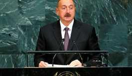 Aliyev: Azerbaycan'ın toprak bütünlüğü müzakere konusu olamaz