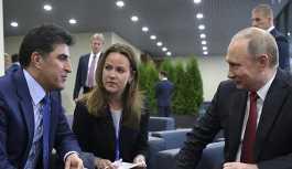 'Barzani, Moskova'da Putin'le görüşecek'