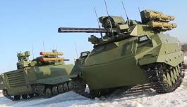Batı basını Rusya'nın yeni robot tankını 'devrimci silah' olarak niteledi