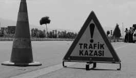 Diyarbakır'da öğrenci servisi şarampole yuvarlandı: 2'si ağır 14 kişi yaralandı
