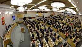 Duma, karşı yaptırımlar yasa tasarısını kabul etti