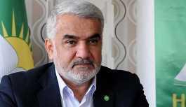 HDP, Hüda-Par'la ittifaka olumsuz yanıt verdi: Parti tabanı hazır değil
