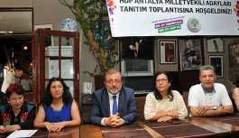 HDP'li adaylar Demirtaş'ın vasiyetini açıkladı