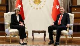 İnsan hakları örgütlerinden May'e Türkiye çağrısı