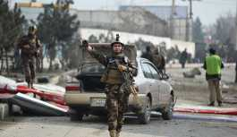 Kabil'de şiddetli patlamalar
