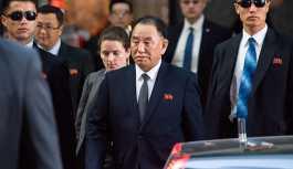 Kuzey Kore lideri Kim'in sağ kolu ABD'de Dışişleri Bakanı Pompeo ile görüştü