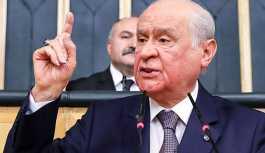 MHP lideri Bahçeli'den af çağrısı