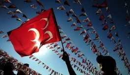MHP'nin seçim sloganı belirlendi