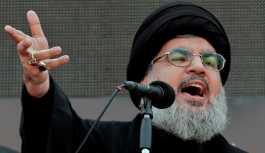 Nasrallah: Golan'ı vuran füzeler, İsrail saldırılarına verilen bir yanıttır