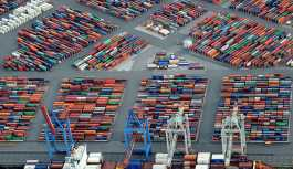 Nisan ayının dış ticaret açığı 6.7 milyar dolar
