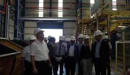 Rus MMK, Türkiye'deki çelik fabrikasının açılışını askıya alacak