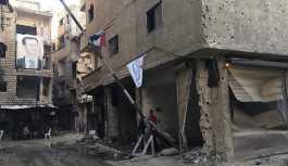 Suriye ordusu, Yermuk Mülteci Kampı'nda militanlara ait tünel ağını açığa çıkardı