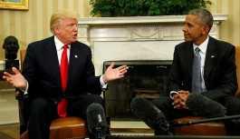 Trump: Obama bana Watergate'ten beterini yaptı
